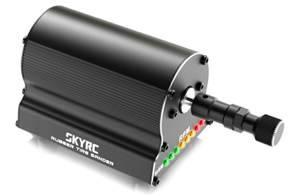 Sky Rc SK-600072-01 neumático lijadora (Negro)