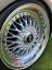 20 x Chrome Silver Plastic Wheel Rivets Nuts Rim Lip Replacement Alloys Rota XXR