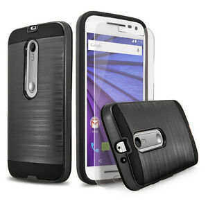 For-Motorola-Droid-Maxx-2-Case-Shockproof-Cover-Screen-Protector-Stylus