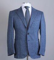 Cesare Attolini Handmade 100% Cashmere Sportcoat Size 38 (48 Eu)