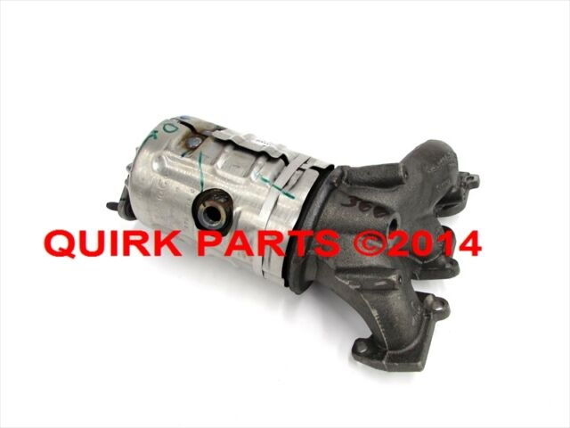Ford Explorer Edge Mkx Exhaust Manifold Catalytic Converter Oem New