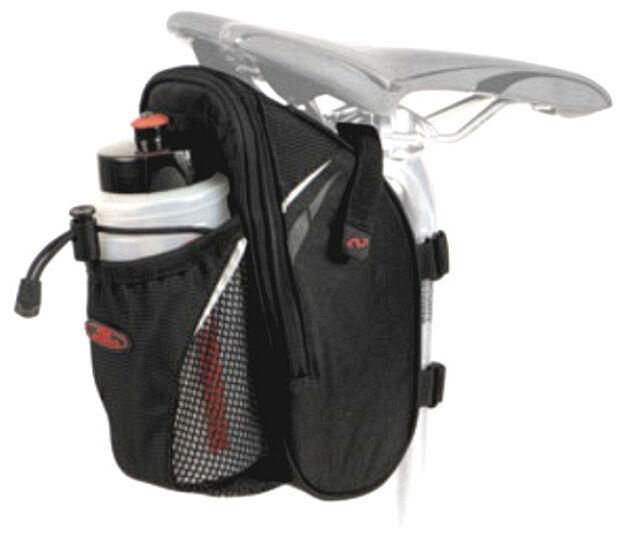 Norco Active Fahrrad Satteltasche Utah plus schwarz 2,25 l