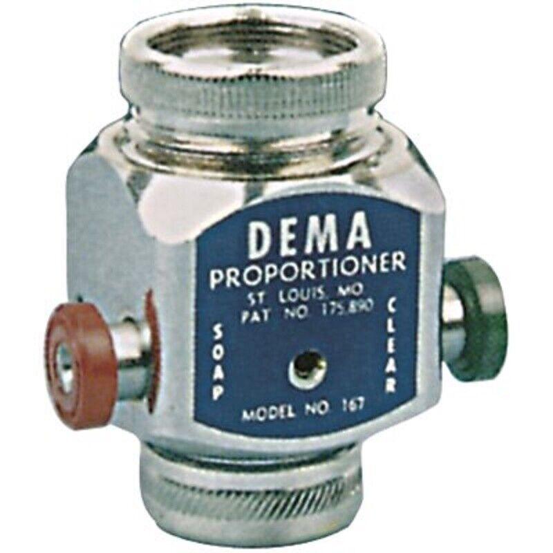 Dema 167 Grifo Dispensador de Jabón química montado para la limpieza de los productos químicos Cocinas
