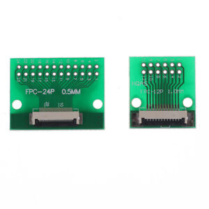 Hot-12-Pin-0-5mm-FFC-FPC-to-12P-DIP-2-54mm-PCB-Converter-Board-Adapter-LY