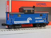 Lionel Smoking Conrail Scale N5b Caboose 22882 Smoke Unit O Gauge Train 6-81807