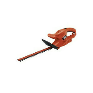 Black-amp-Decker-3-Amp-16-in-Dual-Action-Electric-Hedge-Trimmer-TR116-New