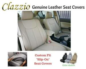 Enjoyable Details About Clazzio Genuine Leather Seat Covers For 2013 2018 Dodge Ram 1500 Crew Cab Beige Andrewgaddart Wooden Chair Designs For Living Room Andrewgaddartcom