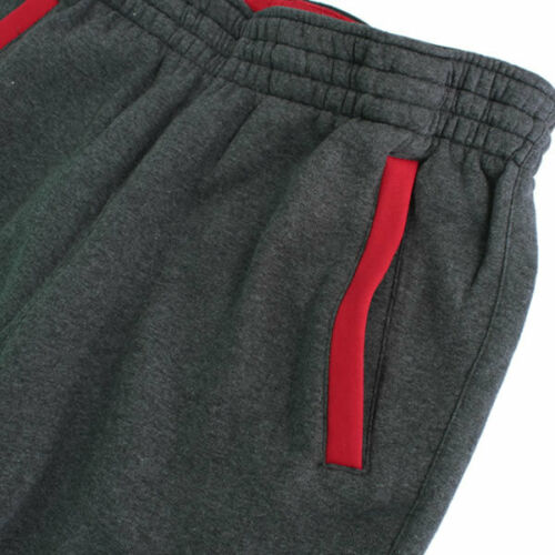 adidas Herren Sweathose Trainingshose Jogginghose Everyday Attack Pant grau-rot