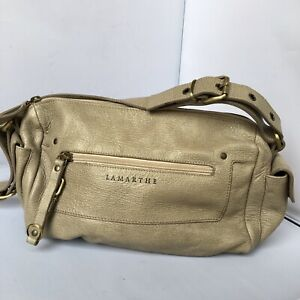 Lamarthe Paris Hobo Shoulder Bag In