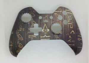 Custom Xbox One Elite Controller Assassins Creed Front Shell