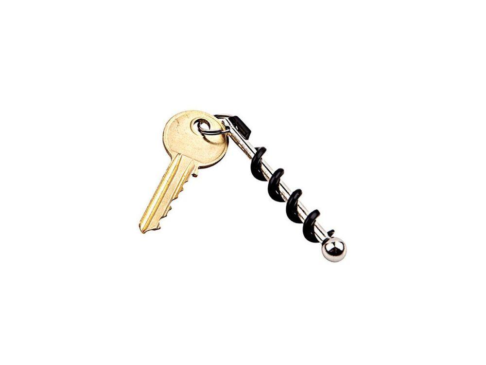 Responsable True Utility Twistick Edc Portachiavi Cavatappi Key Ring Saveur Aromatique