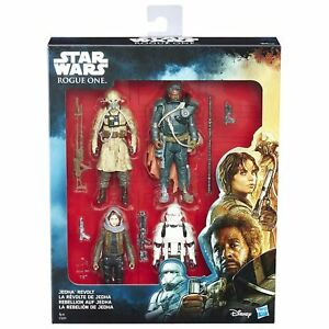 Hasbro-Star-Wars-Rogue-One-Jedha-Revolt-Figures-Pack-of-4