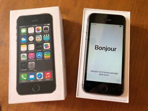 Apple iPhone 5s 16go Débloqué Argent silver