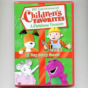 image is loading angelina bob builder barney children 039 s favorite - Christmas Tv Shows