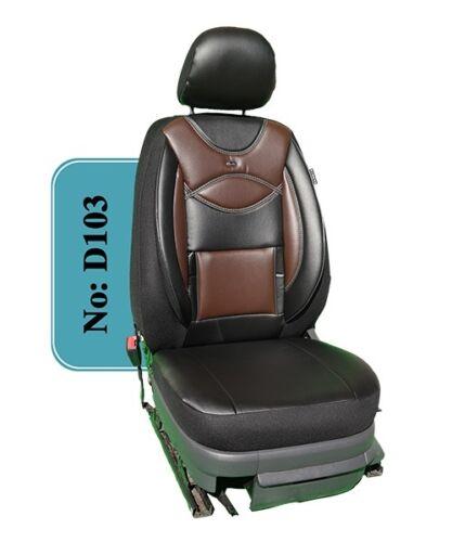 Mazda 2 Schonbezüge Sitzbezüge Autositzbezüge Fahrer/&Beifahrer Kunstleder D103