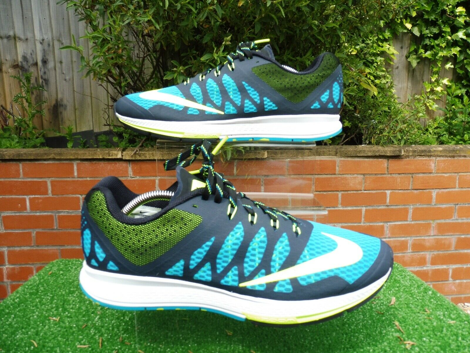 Authentic Nike Zoom Elite 7 Homme Running, Gym Baskets Taille UK 9