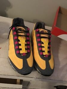 Authentic Nike Air Max 95 Premium Tape Fog Pink