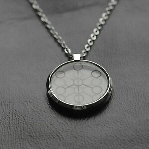 Unisex-HOT-Stainless-Steel-Negative-Ion-Energy-Scalar-Pendant-Chain-Necklace