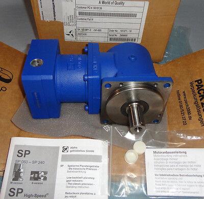 New !! Wittenstein Alpha SK+075S-MF1-3-0E1-1K ratio 3  Gear Reducer  !