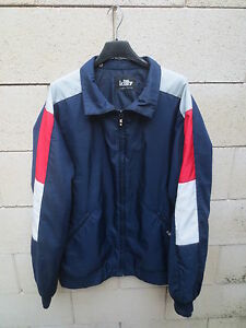 Claude France Killy In Made Vintage Jean Blouson Années Ski 80 TwECaqxzSn