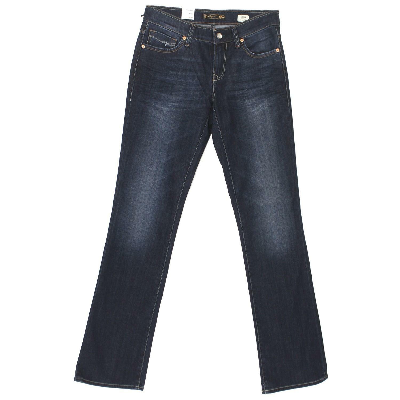 16842 MAVI DaMänner Jeans Hose MONA Stretch dark lux royal Blau blau