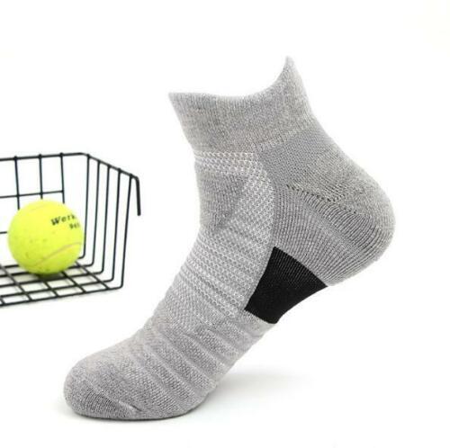 Mens Sport Cotton Socks Ankle Sock Non