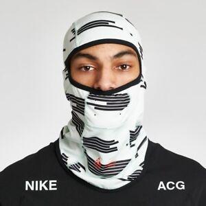 dbd3680b371 NikeLab ACG Balaclava - NEW - 920400-372 Barley Black Face Mask NSW ...