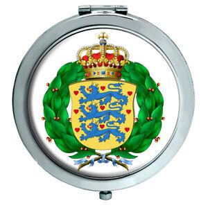 Royal Dänisch Armee (Kongelige Danske Hæren ) Kompakter Spiegel