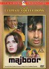 Majboor 5060023174145 With Amitabh Bachchan DVD Region 2