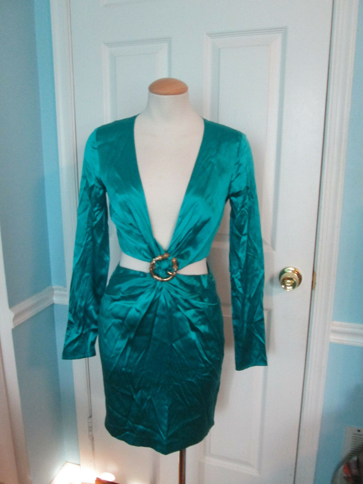 Guess marciano sexy dress cut out sides small very cute