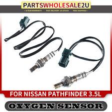 Rear O2 Oxygen Sensor for Nissan Pathfinder 2003-2004 3.5L VQ35DE Upstream Left