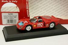 Best 1/43 - Alfa Romeo 33 2 SP Targa Florio 1968 N°192