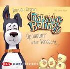 Inspektor Barney - Opossum unter Verdacht von Doreen Cronin (2013)