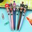 5Pcs-Cute-Cartoon-soldier-Roller-ball-Pen-funny-School-Stationery-Office-Supply thumbnail 3