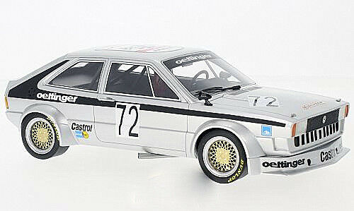 VW Scirocco Gr 2 #72 Oettinger 1975  1:18 BOS  />/> NEW /</<