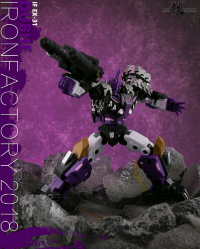 Transformers IronFactory IF EX-31 DUBHE of The D.E.C Tarn Mini Toy In Stock