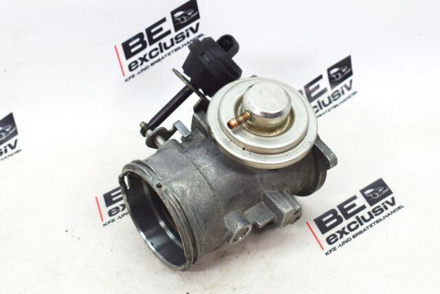 Vw Touareg 7L 2.5 Tdi AGR Vanne Exhaust Gas Recirculation Papillon 070128073