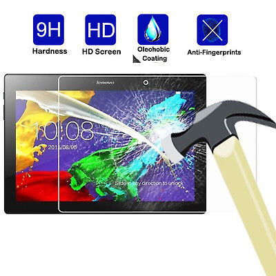 10.1 in TB-X103F 9H Premium Tempered Glass Screen Protector For Lenovo Tab 10