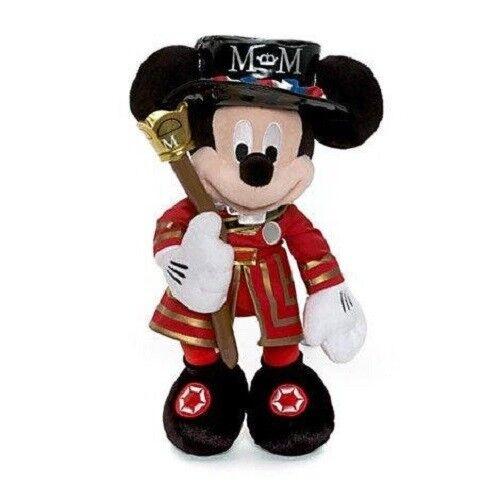 Più votati colori armoniosi a basso costo UFFICIALE Disney Store Mickey Beefeater Costume Deluxe Mouse 40cm Morbido  Peluche Giocattolo