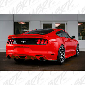 Image Is Loading Mbrp 2017 Ford Mustang Gt 5 0l