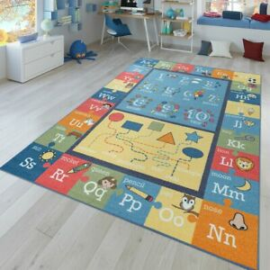Alfombra para niños, alfombra educativa para habitaciones