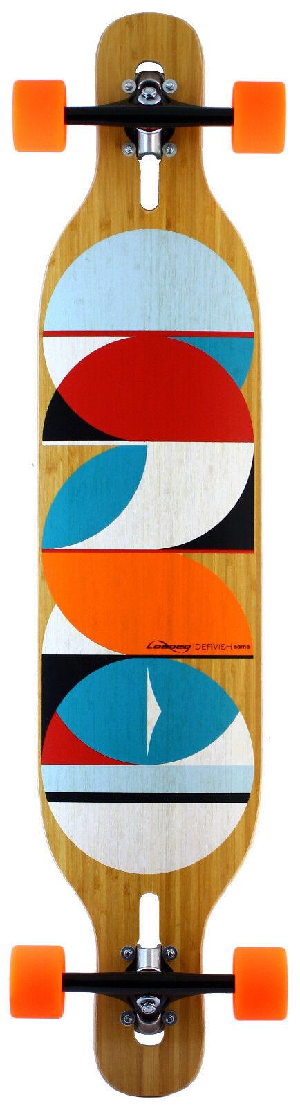 LOADED  Dervish Sama FLEX 1 Longboard completo