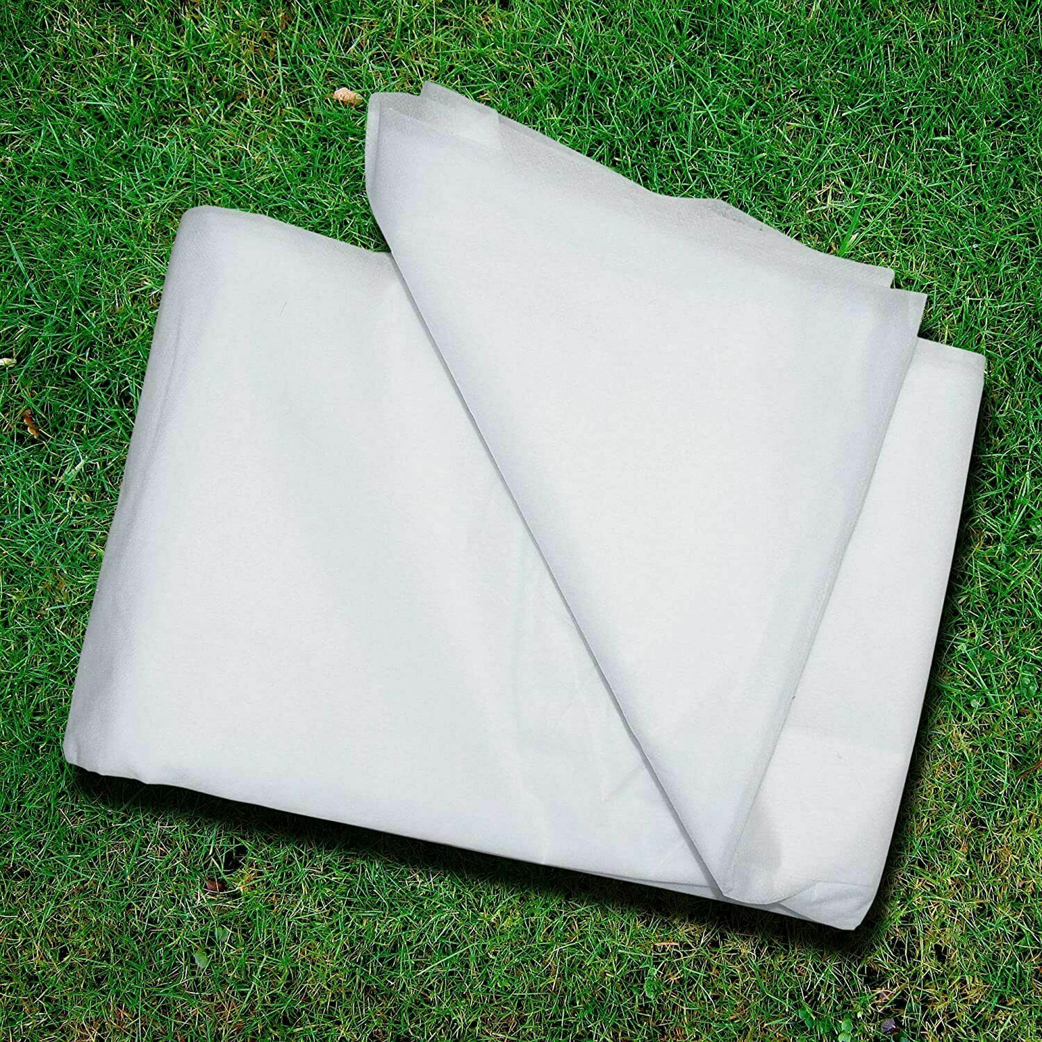 1.6 x 10m Garden Fleece Frost Protection Cover Plant Extra Thick 35GSM