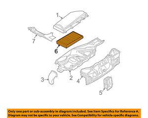 BMW-OEM-06-10-650i-Cabin-Air-Filter-64319171858
