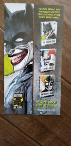 2019-SDCC-COMIC-CON-EXCLUSIVE-JOKER-BATMAN-HARLEY-QUINN-BOOKMARK-PROMO-CARD