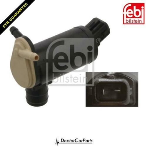 Windscreen Washer Pump FOR FORD ECOSPORT 13-/>ON 1.0 1.5 Closed Off-Road Vehicle