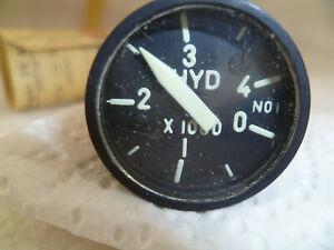 Pressure Indicator No. 1, P/N 26806A37H7A3