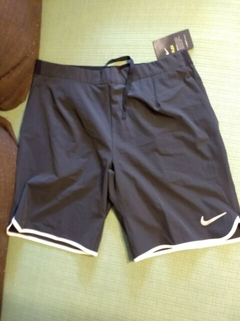 silueta repetir grado  HEAD Men's Tennis Shorts HM115008007 Large Black for sale online | eBay
