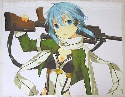 Effizient Shinon (sao) Gun Gale Online Anime Manga Gardine Vorhang H;120 B;150cm