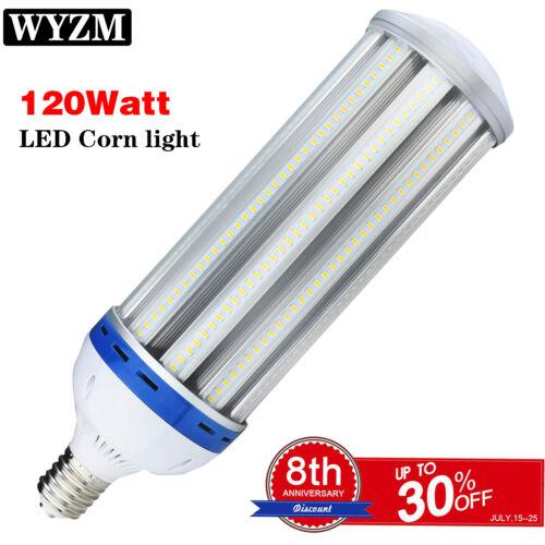2Pack 120W LED Corn Light Bulb E39 5000K,LED Street Light 600-1000W Equivalent